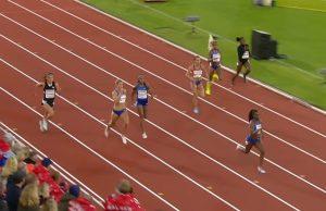 Elaine Thompson finishes second in Stockholm 200m Diamond League race