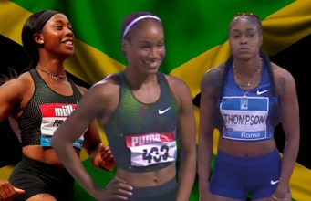 Shelly-Ann Fraser-Pryce, Elaine Thompson set World-leading 100m time at National Senior Championships
