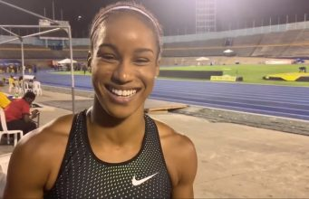 Briana Williams breaks Jamaican 100m Junior Record for the 3rd time this month