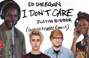Chronixx, Koffee join Ed Sheeran and Justin Bieber on 'I Don't Care' remix