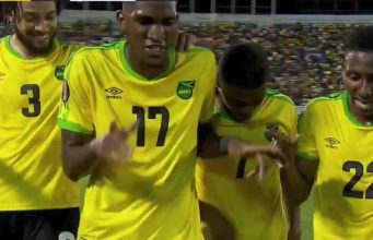 Reggae Boyz defeat Honduras 3-2 in Their first Gold Cup 2019 match
