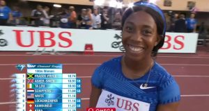 Watch: Shelly-Ann Fraser-Pryce wins 100m in 10.74 -- Lausanne Diamond League
