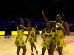 Jamaica defeats Fiji 85-29 in their first Netball World Cup match