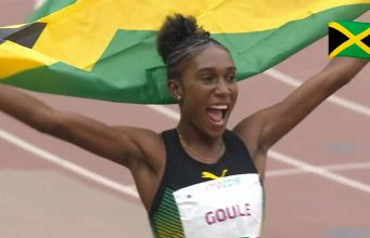 Latoya Goule becomes 1st Jamaican to win PanAm Games 800m Gold