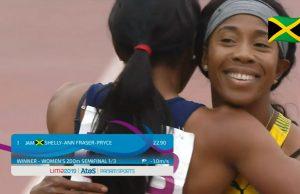 Shelly-Ann Fraser-Pryce wins 200m Semifinal, Advances To Pan Am Games Final