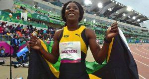 Watch Shericka Jackson win Pan Am 400m GOLD