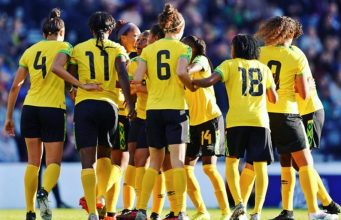 Reggae Girlz on strike after not being paid