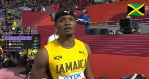 Omar McLeod WINS 110m Hurdles Heat at World Championships in Doha