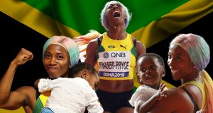 Shelly-Ann Fraser-Pryce is a Legend who inspires women around the world