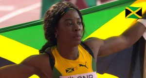 Shericka Jackson WINS 400m Bronze for Jamaica at World Champs