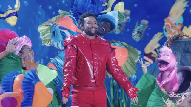Watch: Shaggy Performs 'Under the Sea' during Disney's 'Little Mermaid Live'