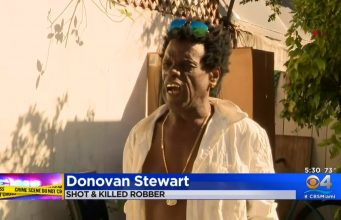 Watch: Jamaican Shoots, Kills Gunman In Miami During Attempted Robbery