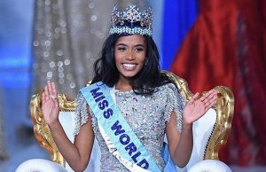 Miss Jamaica Toni-Ann Singh crowned Miss World