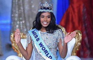 Miss Jamaica Toni-Ann Singh crowned Miss World