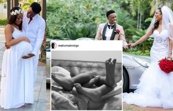 Congratulations to Romain Virgo and his wife Elizabeth, on the birth of their twins