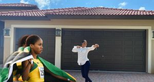18-year-old Jamaican Sprinter Briana Williams buys her first house in Florida