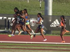 ElaineThompson-Herah wins 100m Finals at Pure Athletics Sprint Elite Meet 2021