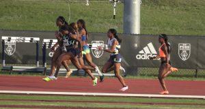 ElaineThompson-Herah wins 100m Finals at Pure Athletics Sprint Elite Meet 2021