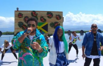 """Watch Shaggy, Sean Paul and Spice perform 'Go Down Deh' during the """"GMA"""" Summer Concert Series"""