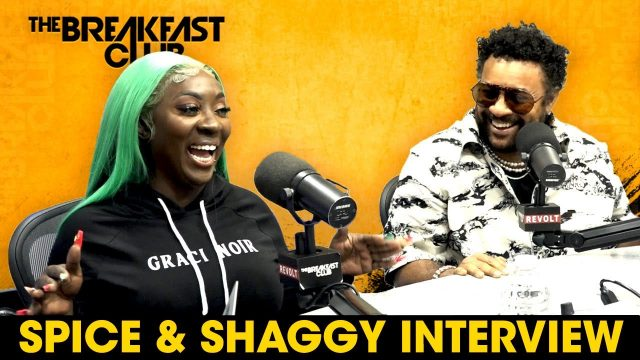 Must Watch: This Spice and Shaggy interview is arguably the best Dancehall related interview in years