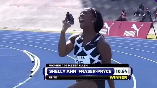 Shelly-Ann Fraser-Pryce smashes national record, Becomes 2nd fastest woman in history