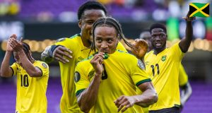 Jamaica defeats Suriname in GOLD CUP 2021